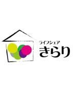 moritomizuさんの福祉型の共同住宅のロゴ(きらり)への提案