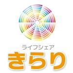 daradarakumaさんの福祉型の共同住宅のロゴ(きらり)への提案