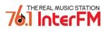 galantさんの「76.1 THE REAL MUSIC STATION InterFM」のロゴ作成への提案
