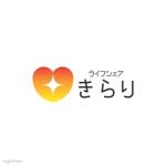 rogomaruさんの福祉型の共同住宅のロゴ(きらり)への提案