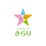 atariさんの福祉型の共同住宅のロゴ(きらり)への提案