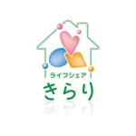 detail_worksさんの福祉型の共同住宅のロゴ(きらり)への提案