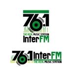 hayakenさんの「76.1 THE REAL MUSIC STATION InterFM」のロゴ作成への提案