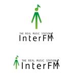 OnionDesignさんの「76.1 THE REAL MUSIC STATION InterFM」のロゴ作成への提案