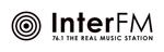 Paradisegrooveさんの「76.1 THE REAL MUSIC STATION InterFM」のロゴ作成への提案