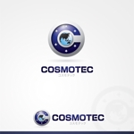Serkyouさんの日本の宇宙開発を支える「株式会社コスモテック」のロゴ作成への提案