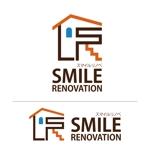 住宅リフォームのブランドマーク「SMILE RENOVATION(スマイルリノベ)」ロゴマークへの提案