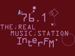 miyu31さんの「76.1 THE REAL MUSIC STATION InterFM」のロゴ作成への提案