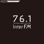 tikaさんの「76.1 THE REAL MUSIC STATION InterFM」のロゴ作成への提案