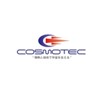 kumachin01さんの日本の宇宙開発を支える「株式会社コスモテック」のロゴ作成への提案