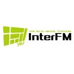 taka_designさんの「76.1 THE REAL MUSIC STATION InterFM」のロゴ作成への提案