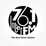vimgraphicsさんの「76.1 THE REAL MUSIC STATION InterFM」のロゴ作成への提案