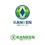 chihoさんの環境コンサルタント会社「環研テクノサービス」のロゴ制作への提案