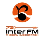 FISHERMANさんの「76.1 THE REAL MUSIC STATION InterFM」のロゴ作成への提案