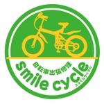 suzumeclubさんの「smile cycle」のロゴ作成への提案