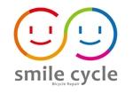 roots_nakajimaさんの「smile cycle」のロゴ作成への提案