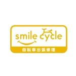 konomoroさんの「smile cycle」のロゴ作成への提案