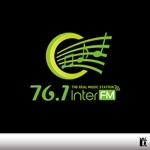 king_dkさんの「76.1 THE REAL MUSIC STATION InterFM」のロゴ作成への提案