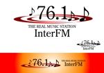 Shigekiさんの「76.1 THE REAL MUSIC STATION InterFM」のロゴ作成への提案
