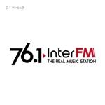elect_romecaさんの「76.1 THE REAL MUSIC STATION InterFM」のロゴ作成への提案