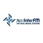 「76.1 THE REAL MUSIC STATION InterFM」のロゴ作成への提案