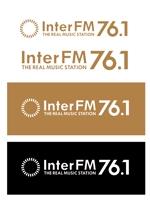 dainariseさんの「76.1 THE REAL MUSIC STATION InterFM」のロゴ作成への提案
