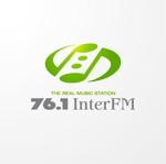 sa_akutsuさんの「76.1 THE REAL MUSIC STATION InterFM」のロゴ作成への提案