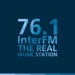 iidadesignofficeさんの「76.1 THE REAL MUSIC STATION InterFM」のロゴ作成への提案