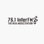 siraphさんの「76.1 THE REAL MUSIC STATION InterFM」のロゴ作成への提案