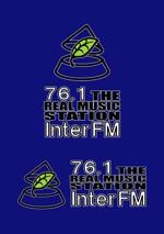 kiku211さんの「76.1 THE REAL MUSIC STATION InterFM」のロゴ作成への提案
