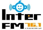 k_yoshi_77さんの「76.1 THE REAL MUSIC STATION InterFM」のロゴ作成への提案