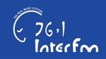 yarohichiさんの「76.1 THE REAL MUSIC STATION InterFM」のロゴ作成への提案