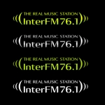 hana-maru-MaruGetさんの「76.1 THE REAL MUSIC STATION InterFM」のロゴ作成への提案