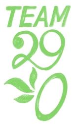 TEAM 290 ロゴ作成 新規Veganレストランへの提案