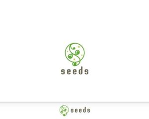 tyapaさんのディスプレイ資材販売会社「seeds」のロゴ制作への提案