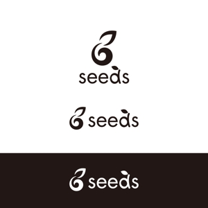 sumii430さんのディスプレイ資材販売会社「seeds」のロゴ制作への提案