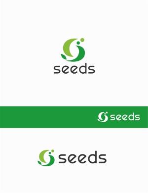 eldorado_007さんのディスプレイ資材販売会社「seeds」のロゴ制作への提案
