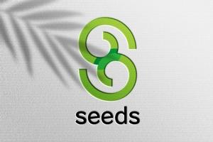 craftas-corpさんのディスプレイ資材販売会社「seeds」のロゴ制作への提案