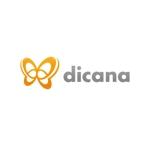 会社名のロゴ作成「dicana」への提案