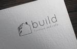 生活雑貨、インテリア家具、家電、カフェ「BUILD」、「build」のロゴへの提案