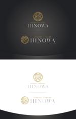 ラウンジ 「elegant lounge HINOWA」 ロゴへの提案
