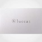 美容室 「lucca」のロゴへの提案