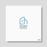 会社イメージ COSY Homestyles co.ltd  のロゴへの提案