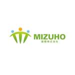 瑞穂 株式会社 「MIZUHO CO.,LTD」のロゴ作成への提案
