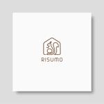 不動産 RISUMO の ロゴへの提案