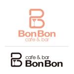 ガールズバー「Bon Bon」のロゴ及びロゴマークへの提案