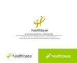 ヘルスケア事業「healthba」(ヘルスバ)のロゴタイプとマークへの提案