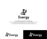 プライベートジム運営会社「Exergy」の企業ロゴへの提案