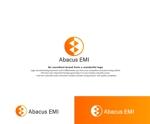「英語でそろばんを教える塾」アバカスEMI(English, Money, IT)合同会社 のロゴへの提案