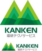 kuma-booさんの環境コンサルタント会社「環研テクノサービス」のロゴ制作への提案